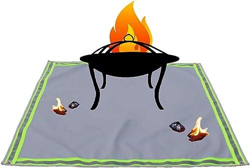 Bobocawa Fire Pit Mat