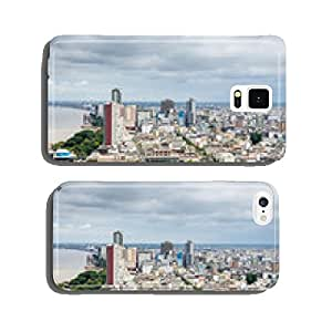 Panoramic view of Guayaquil (Ecuador) cell phone cover case iPhone6
