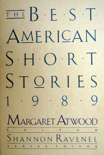 The Best American Short Stories, 1989