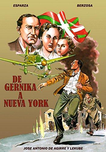 Descargar Libro De Gernika A Nueva York: La Odisea Del Lehendakari Agirre Miguel Berzosa