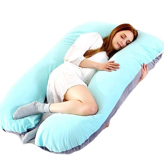 QULiang Almohada para Dormir Lateral Multifuncional para la ...