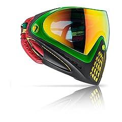 Dye Invision Goggle I4 Pro Mask - Rasta