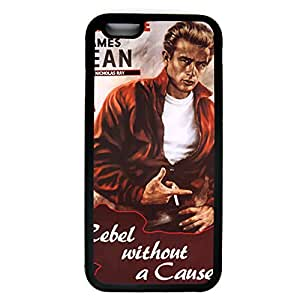 p rebel without a causep apple iPhone 6 4.7 Case Cover TPU Rubber Silicone Case Protect Your iPhone 6 4.7