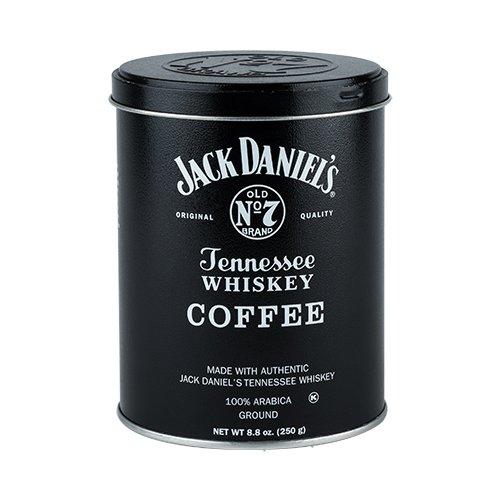 Jack Daniels Coffee and Mug Set (Black/Black, 8.8 oz)