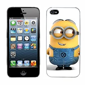 Despicable me Minions case fits iphone 5 cover hard protective (12) for apple i phone by ruishername