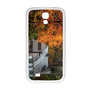 The Autumn Scenery Hight Quality Case for Samsung Galaxy S4 by runtopwell