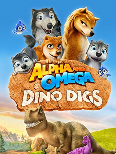 - Alpha And Omega: Dino Digs