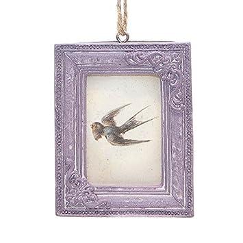 Amazon.com: Lovely Mini Passport Photo Picture Frame Shabby Chic, 1 ...