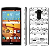 [ArmorXtreme] Phone Case for LG G Stylo LS770 / LG G4 Note Stylus / LG G Stylo H631 / MS631 [Clear] [Ultra Slim Cover Case] - [Love Music] -  ArmorXtreme for LG G Stylo H631
