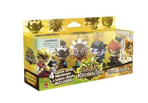 - Japanime Games Krosmaster Arena Shak Attack Board Game Expansion 8