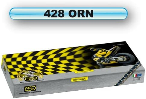 ab 2009 REGINA O-Ring Kettensatz Honda CBF 125