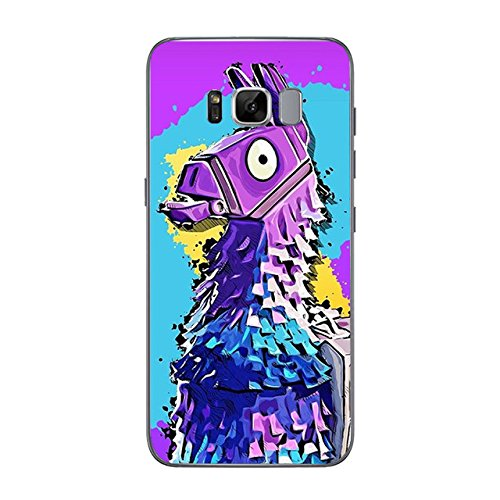 Amazon Com Purple Pink Fortnite Galaxy S9 Case Yellow Blue Fort