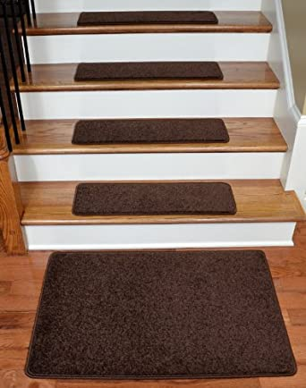Charmant Dean Serged DIY 27u0026quot; X 9u0026quot; Imperial Carpet Stair Treads (13) With