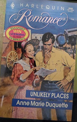 book cover of Unlikely Places