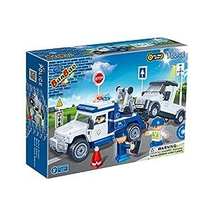 Banbao Building Blocks Police Series...
