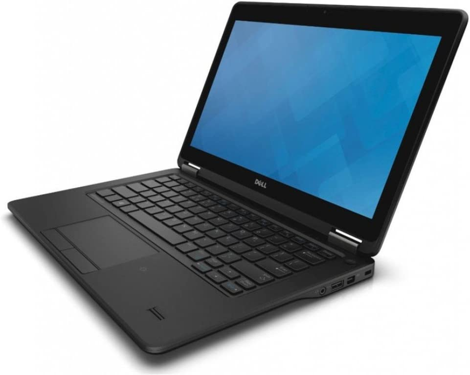Dell Latitude E7250 12.5in FHD Ultrabook Business Laptop Computer, Intel Core i7-5600U up to 3.2GHz, 8GB RAM, 512GB SSD, AC WiFi + BT, USB 3.0, HDMI, Backlit KB, Windows 10 Pro (Renewed)