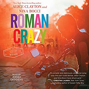 Roman Crazy Audiobook
