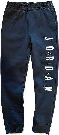 Amplia gama seriamente Sucio  Amazon.com: Nike Air Jordan - Pantalones de chándal para niño (10-12 años),  color gris: Clothing