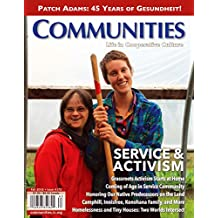 Communities Magazine #172 – Service and Activism - (Fall 2016) (English Edition)