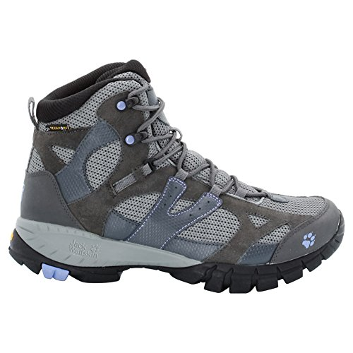 size 40 dfca3 3d1a5 Jack Wolfskin Volcano Mid Texapore Womens Walking Shoes UK 7 ...