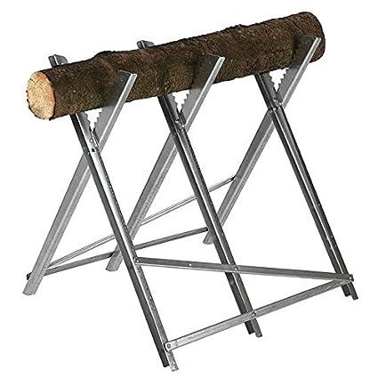 Aven - Sierra plegable de madera para caballo, pesada y plegable, carpintería