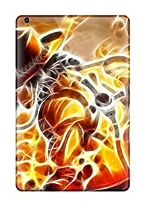 Awesome Case Cover/ipad Mini/mini 2 Defender Case Cover(portgas D Ace [one Piece])