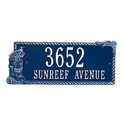 Seagull Address Plaque 16.5
