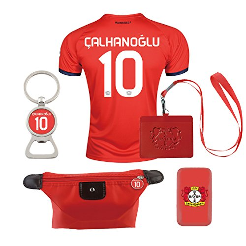 #10 Calhanoglu (6 in 1 Combo) SV04 Away Match Adult Socce...