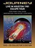 Journey - Live In Houston 1981: The Escape Tour (DVD / CD)