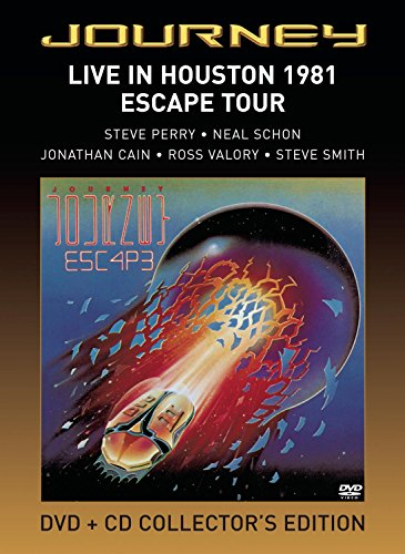 Journey - Live in Houston 1981, The Escape Tour by Journey
