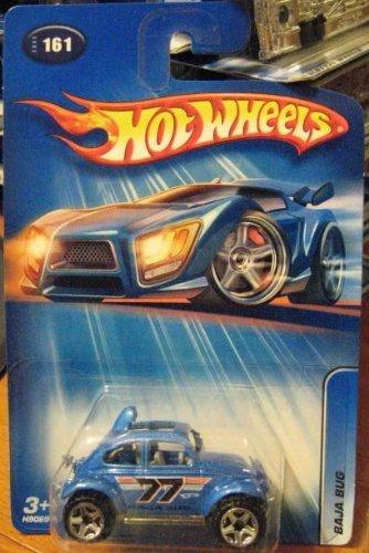Hot Wheels 2005 Baja Bug #161 BLUE 77 Mattel