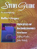 Macroeconomics, Ruffin, Roy J. and Gregory, Paul R., 0673465888