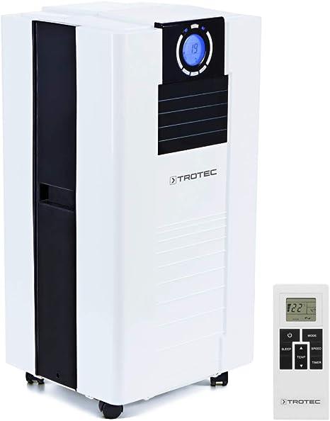 TROTEC Acondicionador de aire local PAC 4700 X de 4,7 kW / 16.000 ...