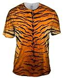 Yizzam- Tiger Skin -Tshirt- Mens Shirt-Medium