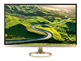 "Acer 27"" Widescreen LCD Monitor Display WQHD 2560 x 1440 4 ms IPS|H277HU kmidpx (Certified Refurbished)"