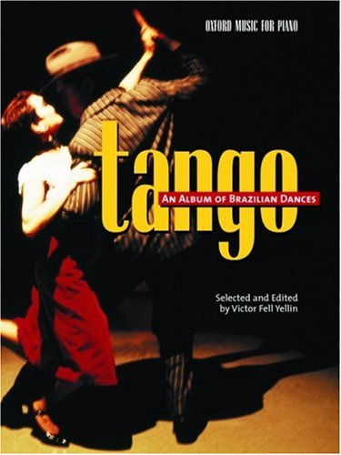 Tango: An Album of Brazilian Dances
