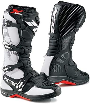 TCX x-heliumブーツ–Michelinソール Size 42/Size 8.5 ホワイト 9671-BIAN-42