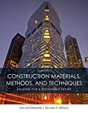 Construction Materials, Methods and Techniques 4th Edition