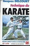 Technique Du Karate