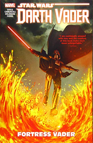 Dark Lord Vader Darth - Star Wars: Darth Vader - Dark Lord of the Sith Vol. 4: Fortress Vader