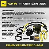 TRX Todo en uno sistema de entrenamiento de suspensión