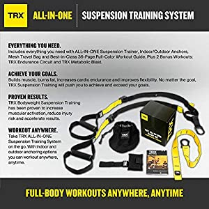 TRX All in one