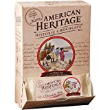 American Heritage Chocolate Sticks, 0.42 Ounce (Pack of 24)