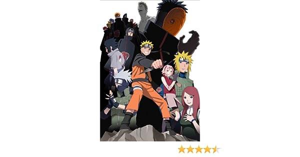 Amazon.com: Naruto - Road To Ninja Naruto The Movie (2DVDS+ ...