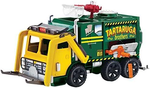 Teenage Mutant Ninja Turtles Movie 2 Out Of The Shadows Garbage Truck Vehicle