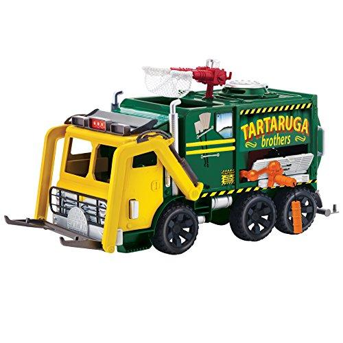 Teenage Mutant Ninja Turtles Movie 2 Out Of The Shadows Garbage Truck Vehicle -