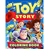 Amazon Com Toy Story 4 Jumbo Coloring And Activity Book 80 Page Pack Of 2 Toys Games