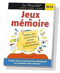 ALMANIAK JEUX DE MEMOIRE 2014