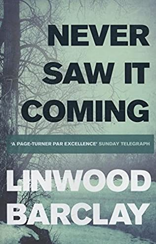 book cover of Never Saw it Coming