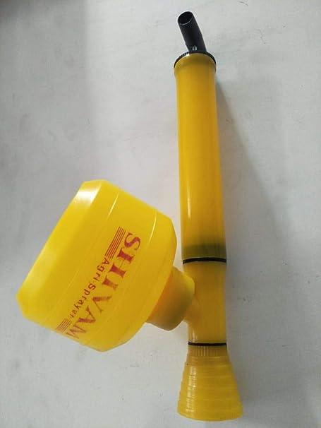 DSM Hand Opertaed Yellow Spray Pump 0.5Litre
